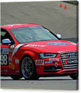 Watch Out Audi Canvas Print