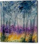 Watercolor  130608 Canvas Print