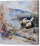 Watercolor 902091 Canvas Print