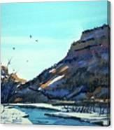 Watercolor3814 Canvas Print