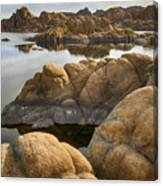 Watson Lake Arizona 13 Canvas Print