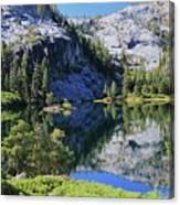Welcome To Eagle Lake Canvas Print