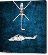 Westland Lynx Canvas Print