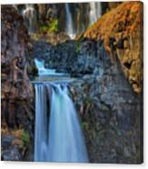 White River Falls State Park Canvas Print