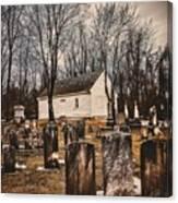 Wildasin Meetinghouse Canvas Print