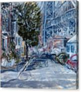 Williamsburg2 Canvas Print