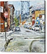Williamsburg3 Canvas Print