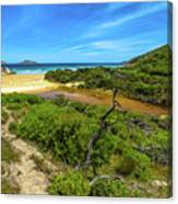 Wilsons Promontory National Park Canvas Print