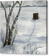 Winter Splendor Canvas Print