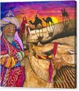 Wisemen Canvas Print