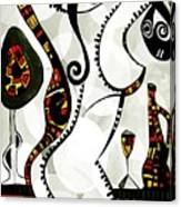 Women  4128 Canvas Print