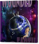 Wounded Earth Canvas Print