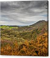 Wrekin View Canvas Print