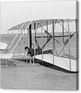 Wright Brothers Glider Canvas Print