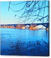 Wrightsville Bridge Canvas Print