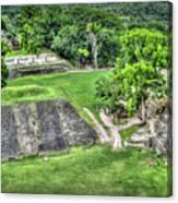 Xunantunich, Ancient Maya, Archaeological Site Canvas Print
