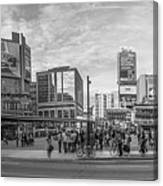 Yonge Dundas Square Canvas Print