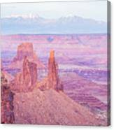 Canyonlands National Park Utah Canvas Print