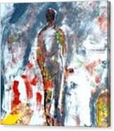 Challenge 2017  Save Europe Www.gracedivine.com Canvas Print