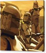 Collection Star Wars Art Canvas Print