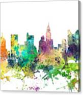 Columbus Ohio Skyline Canvas Print