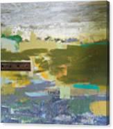 10 Canvas Print