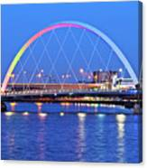 Glasgow, Scotland Canvas Print
