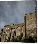 Le Mont Saint Michel Canvas Print