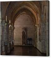 Miami Monastery Canvas Print