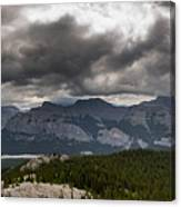 Mount Black Rock Canvas Print