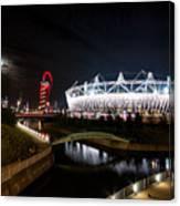 Olympic Park Canvas Print