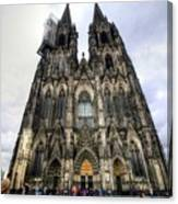 Cologne Germany Canvas Print