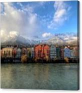 Innsbruck Austria Canvas Print