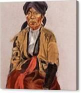Johan Gunnar Andersson Canvas Print
