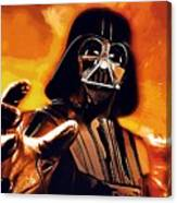 New Star Wars Art Canvas Print
