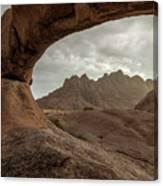 Spitzkoppe - Namibia Canvas Print