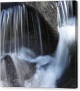 Water Flowing Canvas Print
