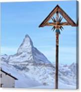 Zermatt - Switzerland Canvas Print