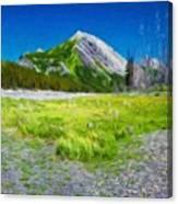 Nature Landscapes Prints Canvas Print