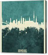 Berlin Germany Skyline Canvas Print