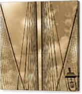 Brooklyn Bridge Canvas Print
