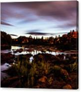 Elkton River Canvas Print