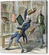 John Marshall (1755-1835) Canvas Print