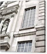 London Building Canvas Print