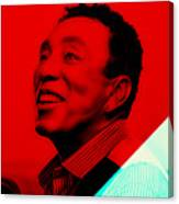Smokey Robinson Collection Canvas Print