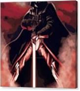 Star Wars Heroes Art Canvas Print