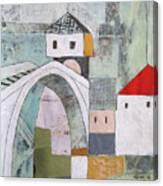 Stari Most, Mostar Canvas Print