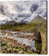 A Landscape Nature Canvas Print