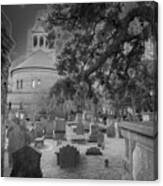Charleston Spooky Canvas Print