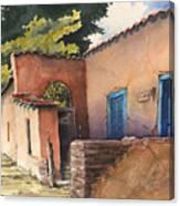 1247 Agua Fria Street Canvas Print